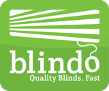 Blindo | Blinds, Curtains, Shutters and Awnings Supplier | Logo