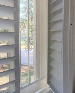 Davina Rankin's new shutters